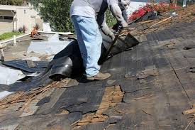 Replacing shingles